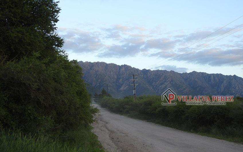 LOTEO «ALTOS DE MELANY» EN CORTADERAS