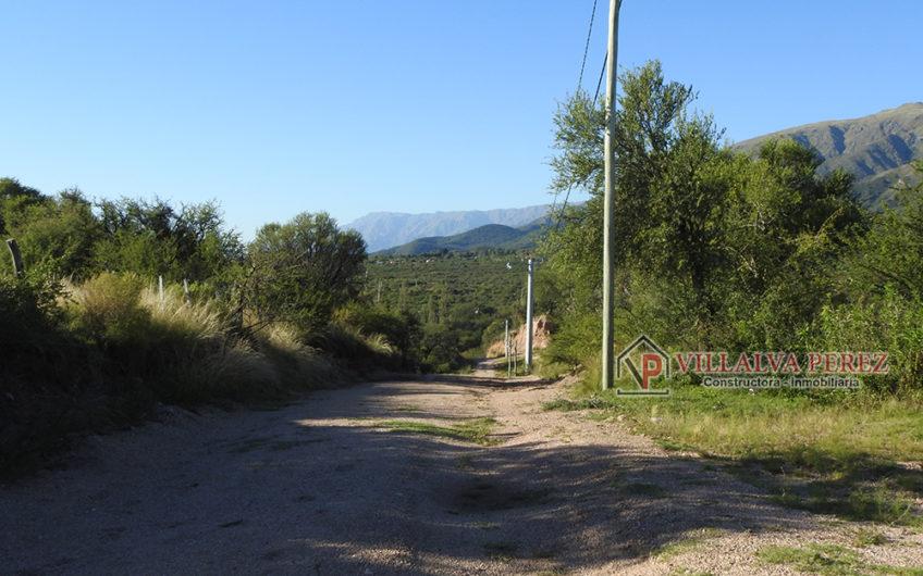 LOTES EN ARROYO BENITEZ