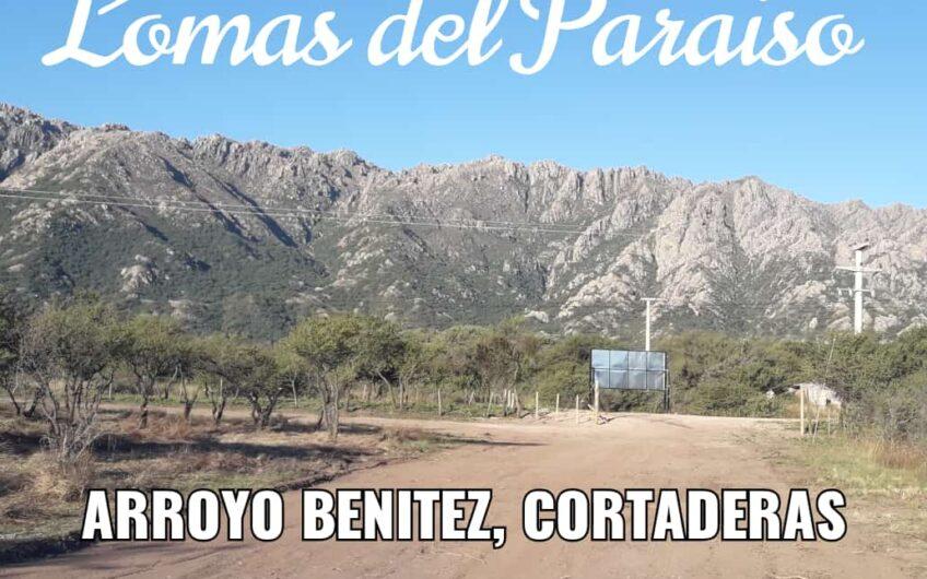 LOTES SOBRE RUTA 1 A METROS DE ARROYO BENITEZ