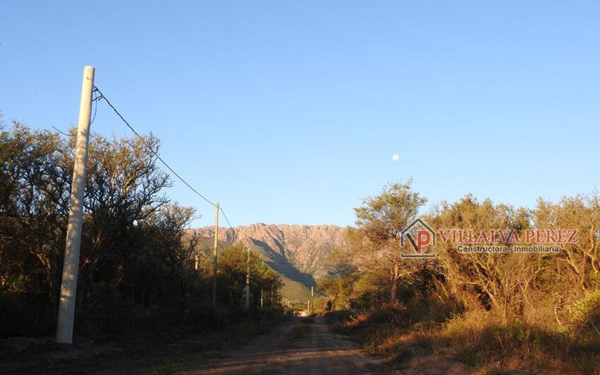 Lotes cerca del centro de Cortaderas